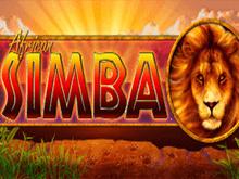 African Simba - игровые автоматы Вулкан