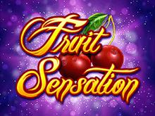 Игровой автомат Вулкан Fruit Sensation