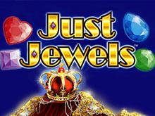 Играть на деньги Just Jewels