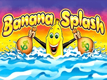 Banana Splash в интернет казино Вулкан