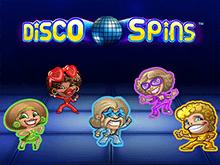 Игра от Вулкан: Disco Spins