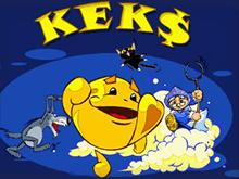 Автомат Keks на официальном сайте Вулкан