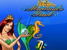 Игровые автоматы онлайн Mermaid's Pearl