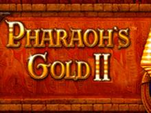 Играйте на деньги в Pharaohs Gold 2