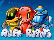Играть на деньги на сайте Вулкан в Роботы Пришельцы