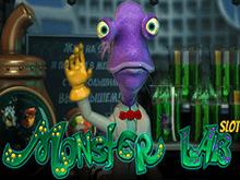 Слот Лаборатория Монстров с выводом денег